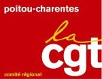 Logo couleur CGT