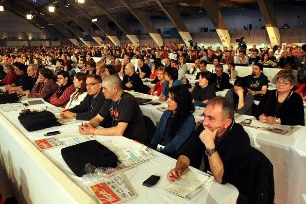 50ème congrès CGT