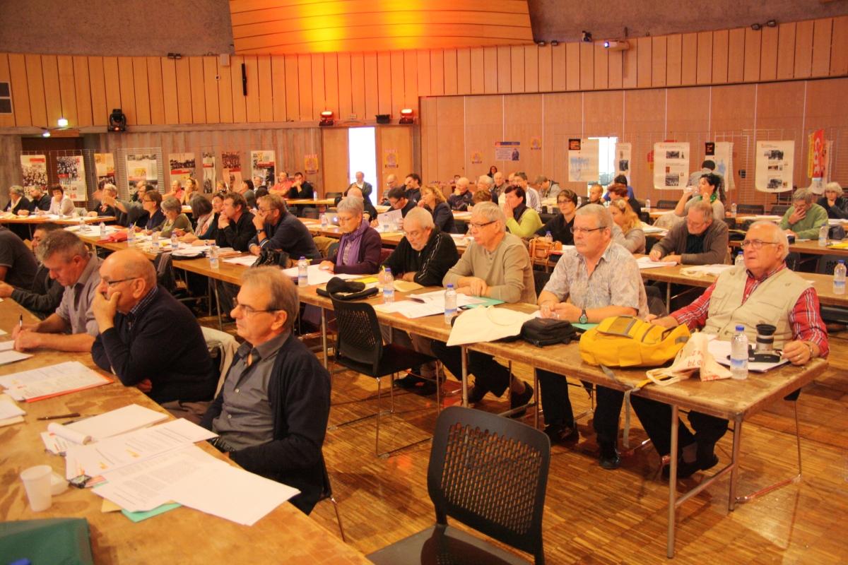 45ème Congrès de l'Union départementale CGT 79 : cap sur la syndicalisation et la défense de la protection sociale
