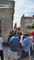 Rassemblement en Charente.