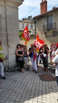 Rassemblement Charente.