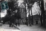 Locaux de la Bourse de Rochefort au début du siècle dernier.
