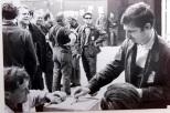 Lutte des salariés de Sud-Aviation (Rochefort) 1967-1968.