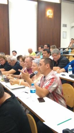 Journées d'étude interrégionales des 9 et 10 juillet 2015.