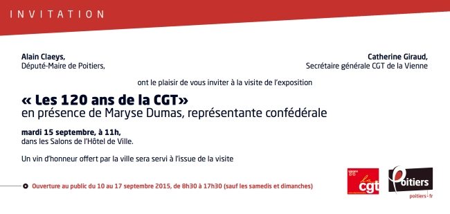 exposition CGT-1